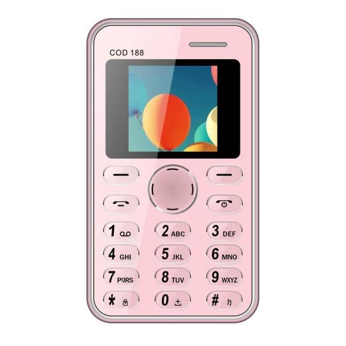 harga Brandcode b188 pink -  handphone unik garansi resmi Tokopedia.com