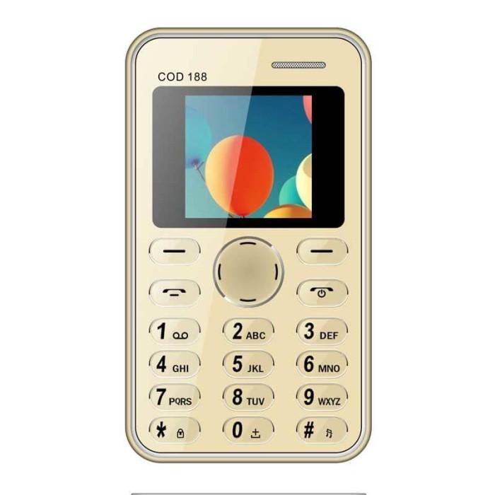 harga Brandcode b188 gold -  handphone unik garansi resmi Tokopedia.com
