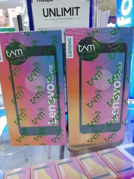 harga Handphone / hp lenovo k6 power [ram 3gb / internal 32gb] Tokopedia.com