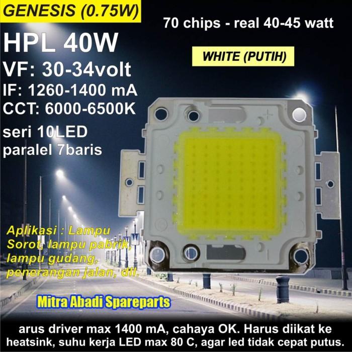 Putih/White 6000-6500K 350 Ma/600 Ma For Lampu .