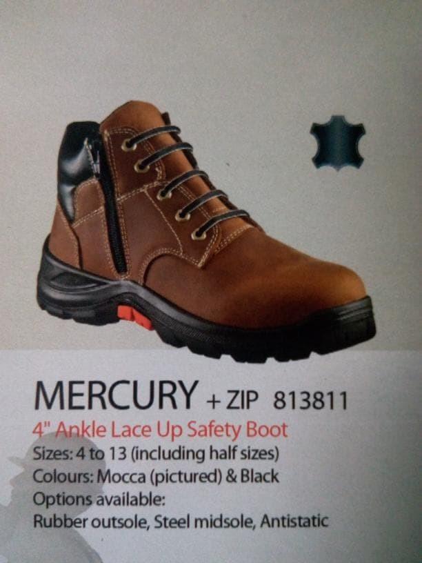 harga Sepatu safety aetos mercury 813811 Tokopedia.com