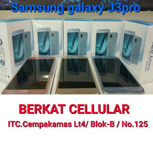 harga Samsung j3 pro- sm j330g Tokopedia.com