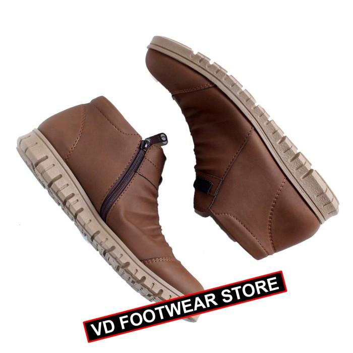 Sepatu boots pria original boot casual
