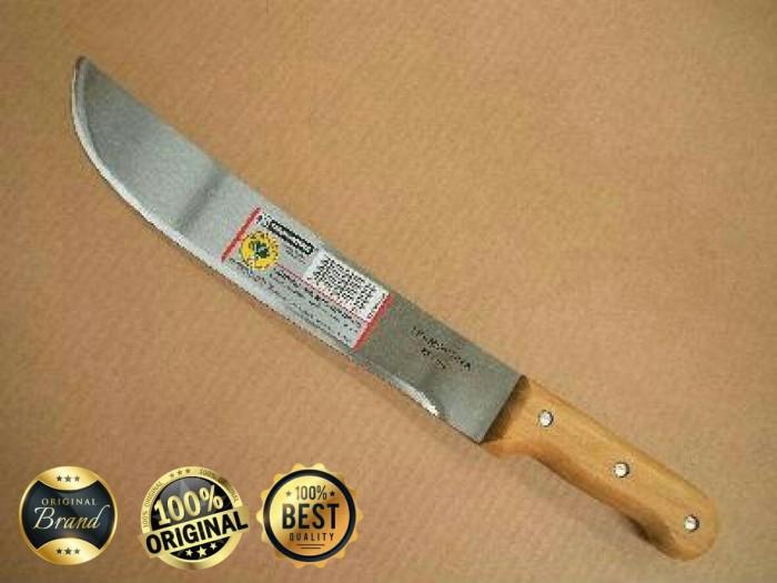 harga Golok tebas tramontina 12 inchi gagang kayu asli brasil Tokopedia.com