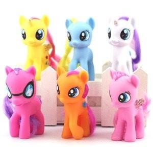 Jual Hiasan Kue Birthday Cake Topper Pretty Pony Kuda Poni Ponny Cantik 6pc Kota Bandung Nikida Kitchen Tokopedia