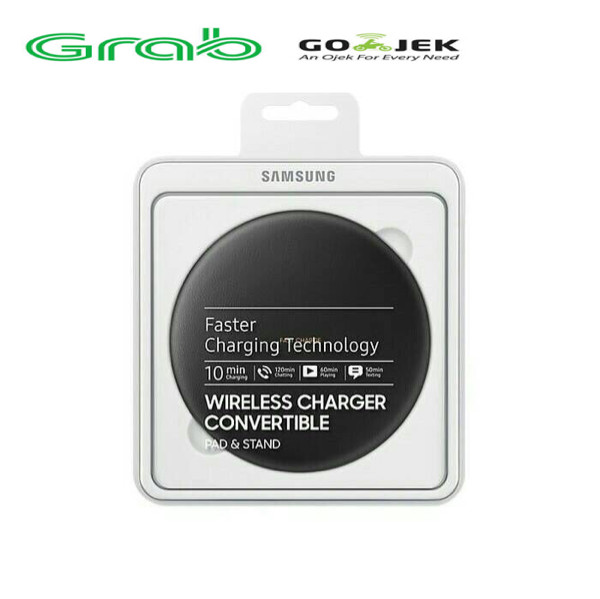 Jual Wireless Charger Convertible Fast Charging Samsung Galaxy S8