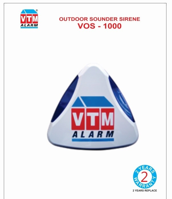 Paket Alarm Made In Japan VTM Security Sistem Hindari Perampok