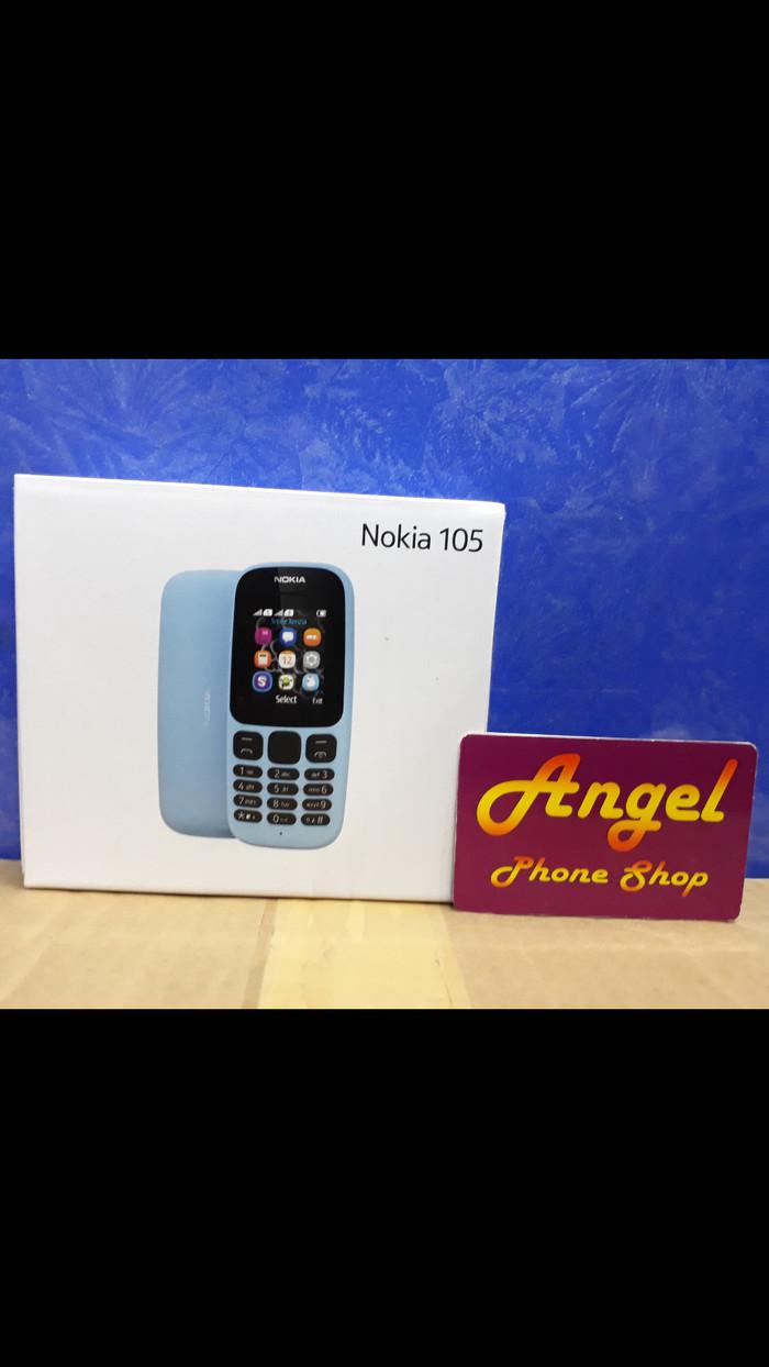 Jual Nokia 105 2017 Neo Dual Sim Garansi Resmi Angel Phone Shop
