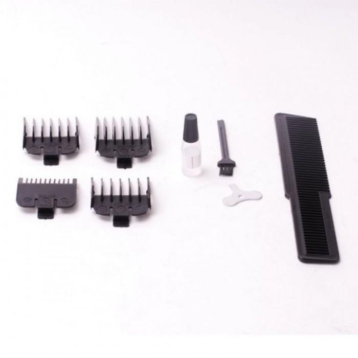 HTC Professional Hair Clipper Komplit CT-605 ALAT CUKUR POTONG RAMBUT