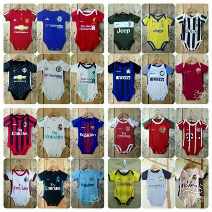 harga Baju bayi / baby jumper / kaos bayi / jersey bola Tokopedia.com