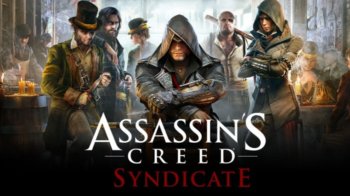 Jual Pc Games Assassin Creed Syndicate And Steam Backup Kota