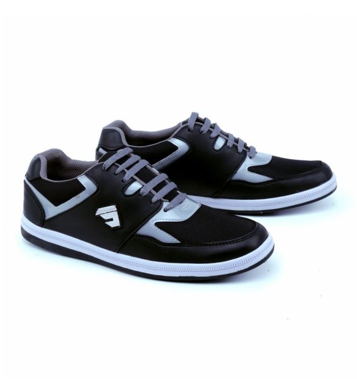 Glt 1032 sepatu sneakers kasual formal pria kekinian garsel ori