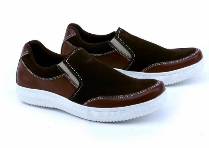 harga Murah gud 1613 sepatu kasual sneakers casual shoes pria garsel Tokopedia.com