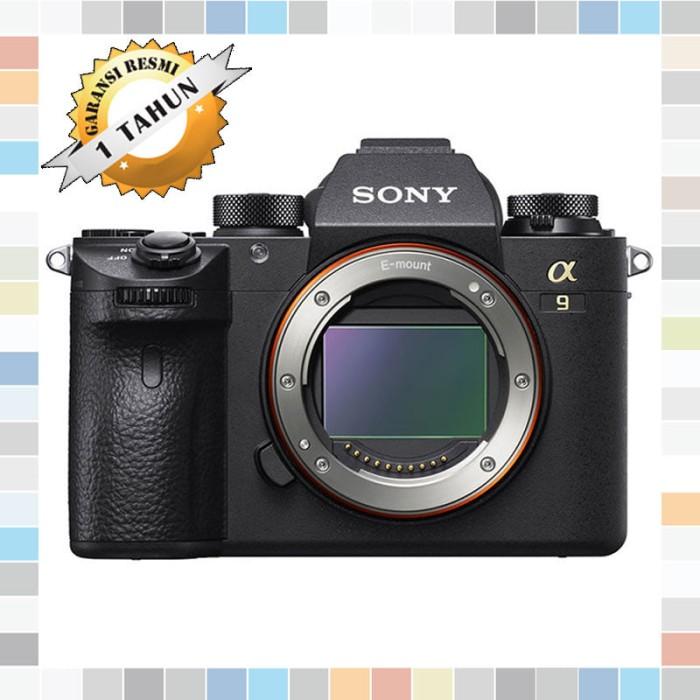 Sony Alpha a9 / Alpha 9 Mirrorless D