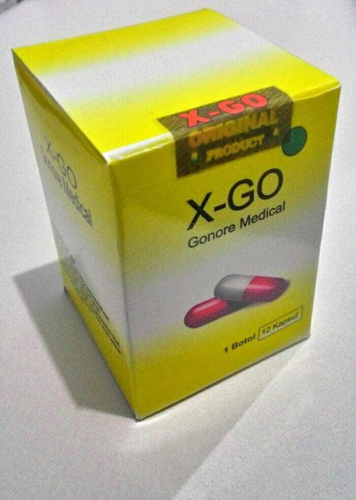 harga X-go obat herbal ampuh - sipilis raja singa kencing nanah - gonore Tokopedia