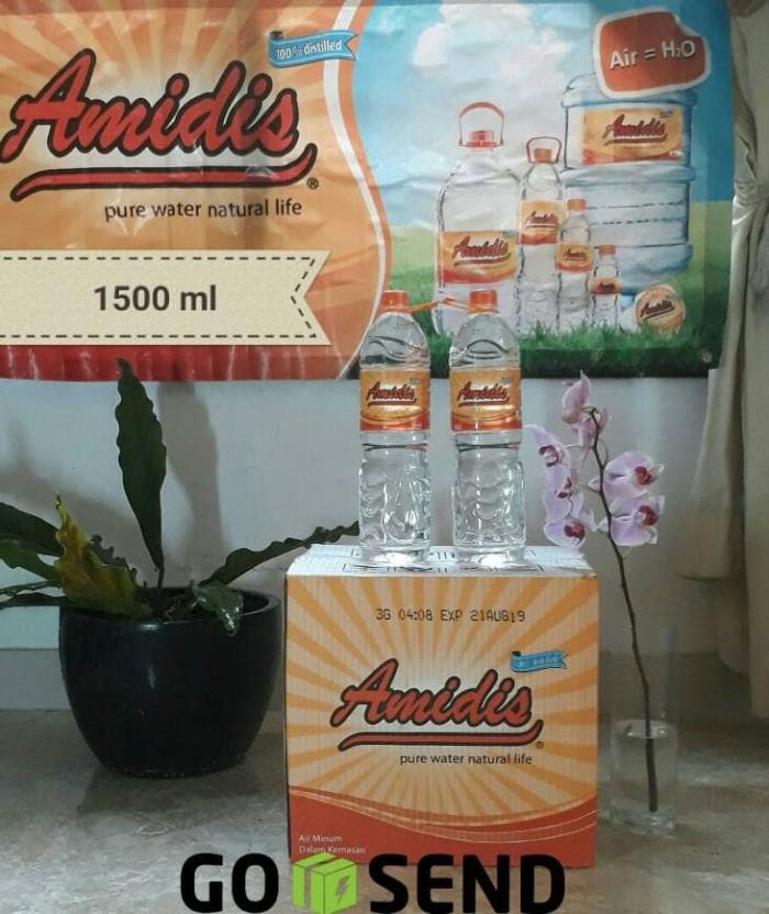 harga Amidis box 1500 ml isi 12 botol (kirim via gosend / gojek) Tokopedia.com