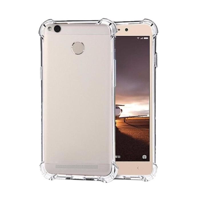 retail prices b2378 fabd5 Jual Xiaomi Redmi 4x Silicone Case Anti Shock Anti Crack Bahan Mika -  Jakarta Pusat - ST phone | Tokopedia