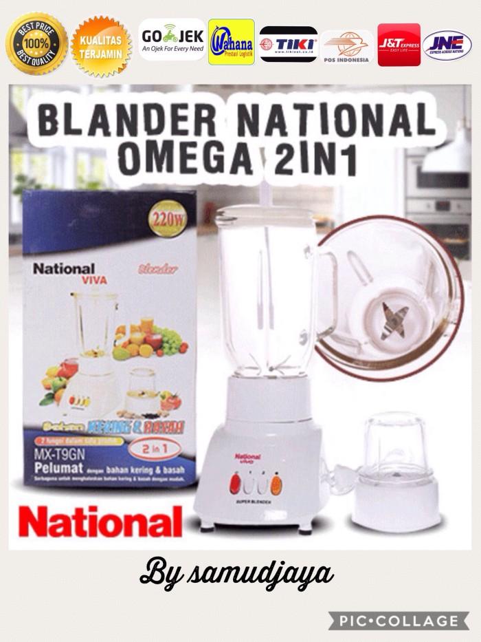 Katalog Blender National Travelbon.com