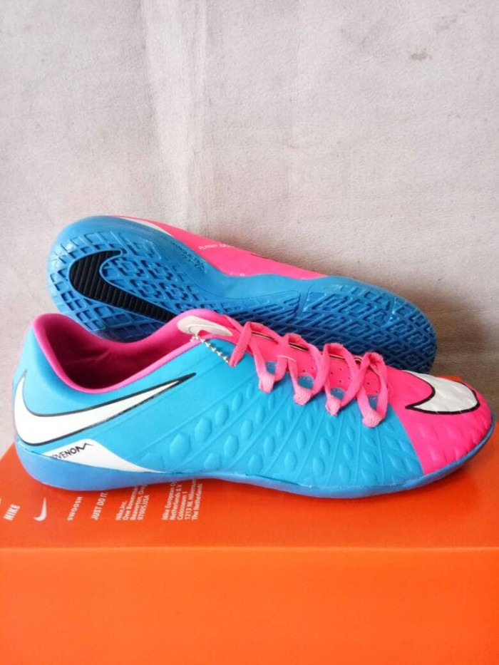 harga Sepatu futsal nike hypervenom komponen ori new so Tokopedia.com