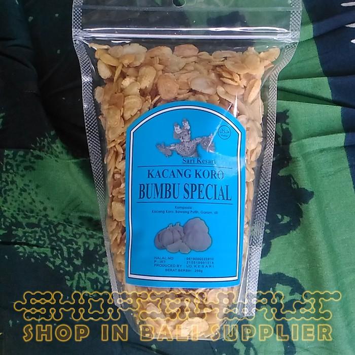 Kacang koro bali - bumbu special - sari kesari .