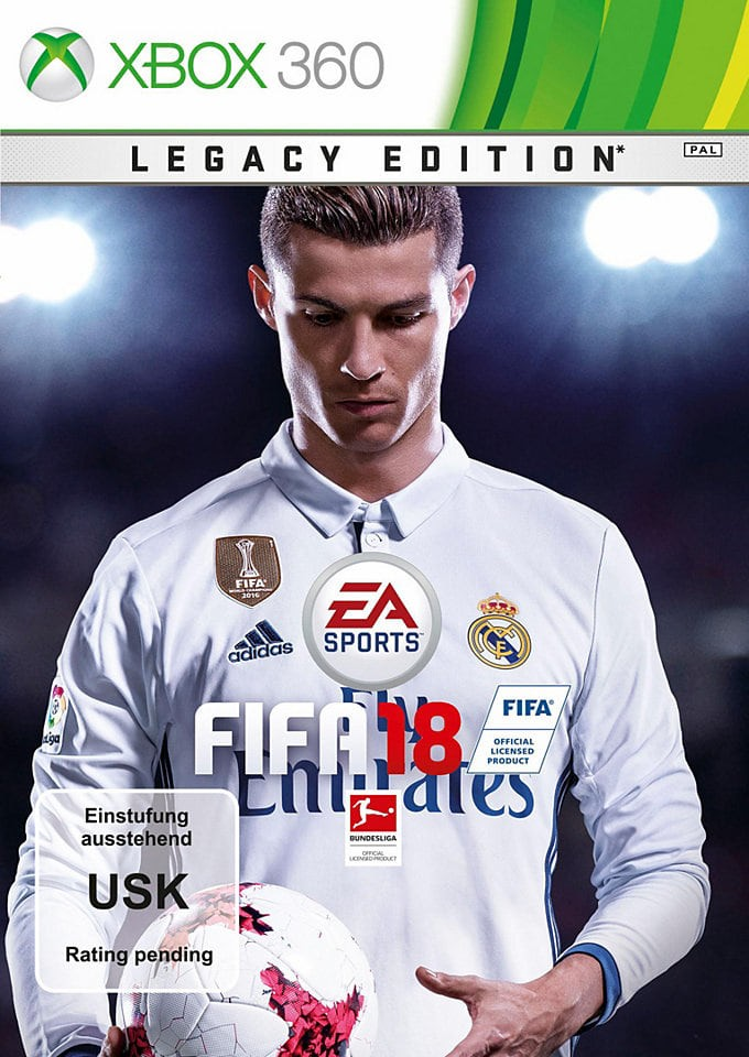 Jual [SPBU] FIFA 18 XBOX 360 JTAG RGH - Jakarta Selatan - irawan SPBU02 |  Tokopedia