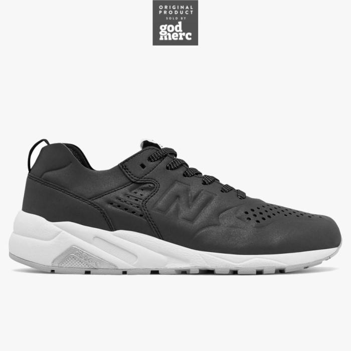 Jual ORIGINAL New Balance 580 Deconstructed Men Sepatu Black ... e7a82c85a8