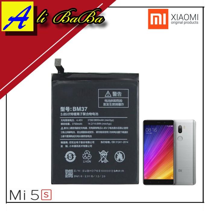 harga Baterai handphone xiaomi mi5s mi5s plus bm37 batre hp battery xiaomi Tokopedia.com