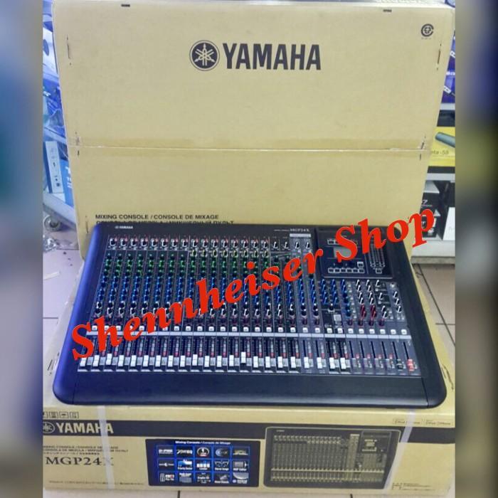 harga Mixer yamaha mgp 24x atau mgp 24 x original garansi resmi yamaha Tokopedia.com