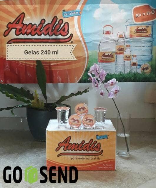 harga Amidis box gelas 240 ml isi 48 Tokopedia.com