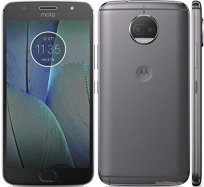 Motorola Moto G5s Plus - Garansi Resmi
