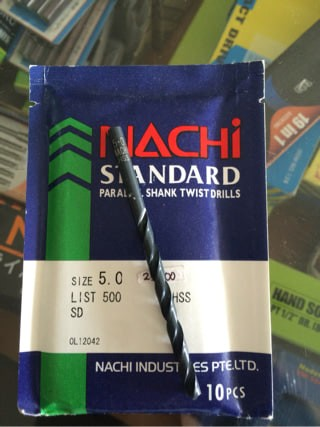 harga Mata bor nachi 5mm Tokopedia.com