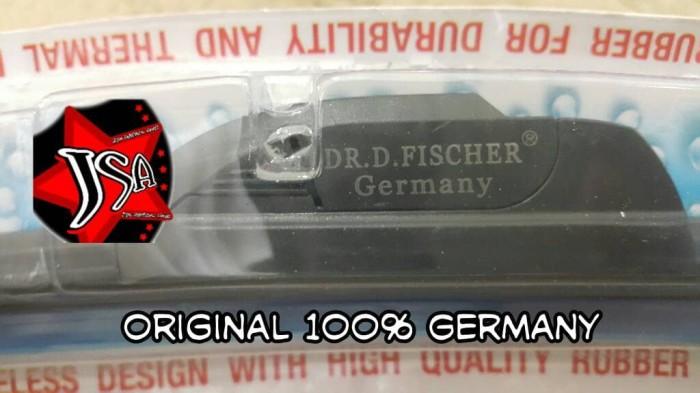 """Wiper Frameless DR. Fischer model pisang 100% Ori Germany ukuran 24"""""""