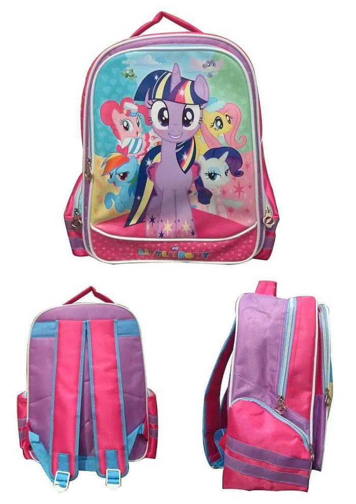 harga Tas anak ransel sd little pony import Tokopedia.com