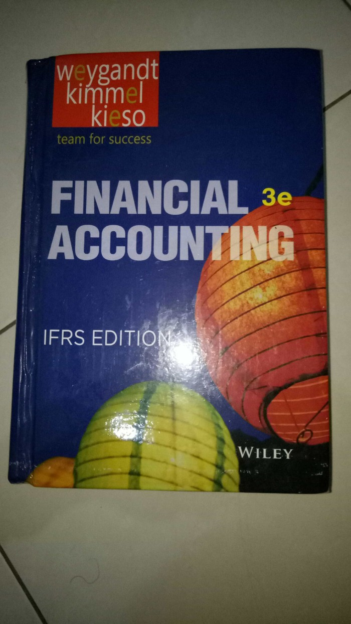 harga Buku financial accounting 3e Tokopedia.com