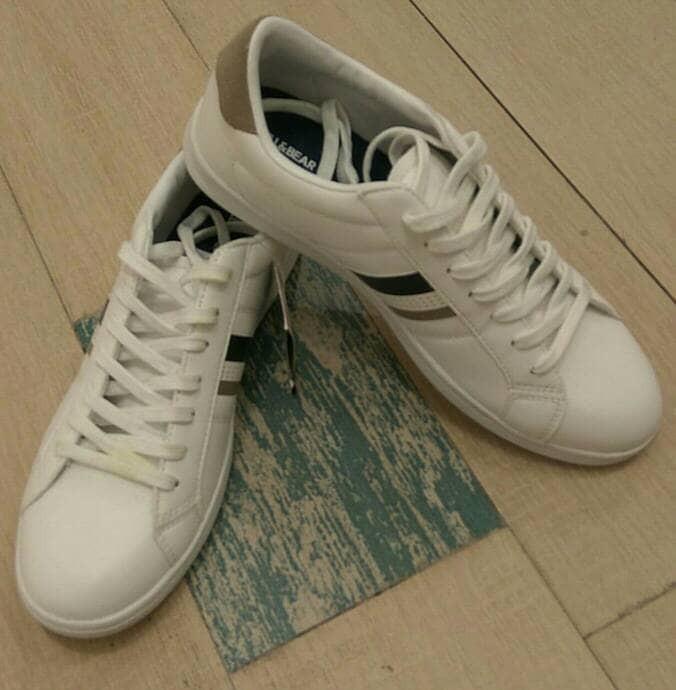 Jual Sepatu Sneakers Pria Pull Bear Kota Depok Nicedayshop