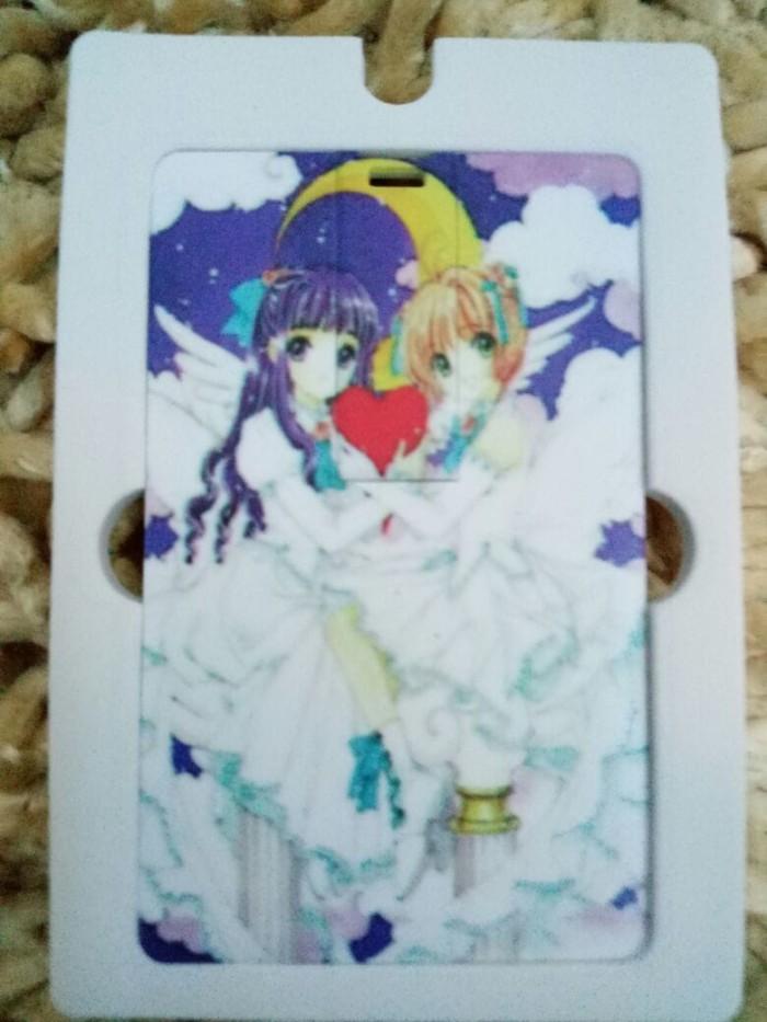 Jual Flashdisk Anime Lucu Dan Unik Kota Surabaya Neko Lovers26