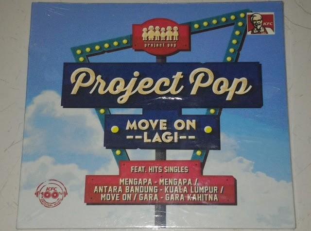 harga Cd project pop - move on lagi Tokopedia.com