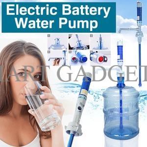 harga Water pump q2-268/ pompa galon elektrik menggunakan baterai/ battery s Tokopedia.com
