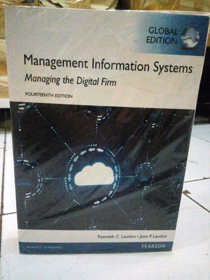 Jual Buku management information system 14th edition - DKI Jakarta - Pusat  Buku 5 | Tokopedia