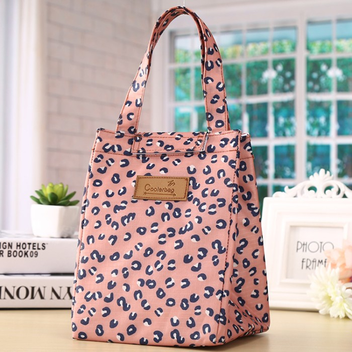 Lunch Bag - Cooler Bag - Tas Bekal Anak - Korean Bag 131 - Lunch Box 1ef8ba34d6