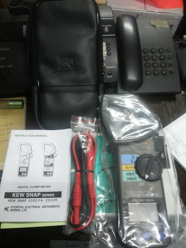 Katalog Tang Ampere Kyoritsu Travelbon.com