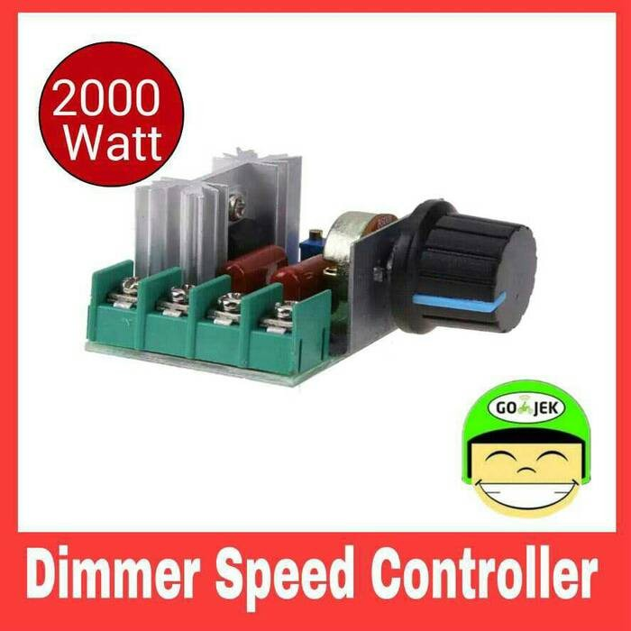 harga Pengatur kecepatan motor dimmer speed countroller mesin bor gerinda Tokopedia.com