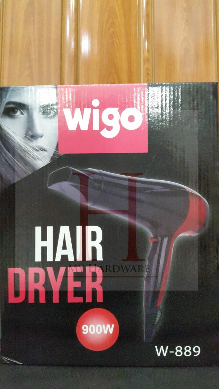 Jual Pengering Rambut Wigo W 889 Premium Hairdryer