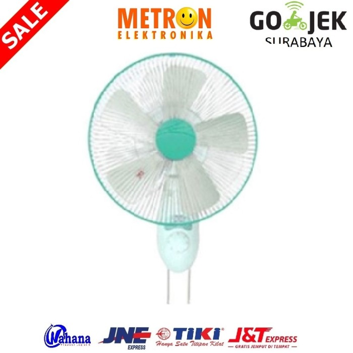 harga Maspion mwf-37s kipas angin / wall fan 14 inc / mwf37s Tokopedia.com