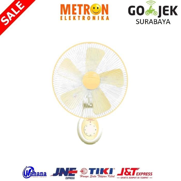 harga Maspion mwf-3602k kipas angin / wall fan 14 inc / mwf3602k Tokopedia.com