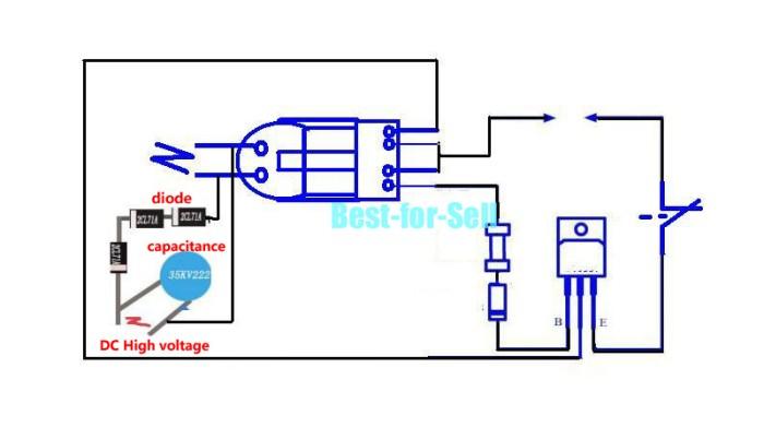 Jual 15KV High Voltage Pulse Generator Arc Ignition Coil DIY With PCB -  Kota Depok - LisuInstrument | Tokopedia