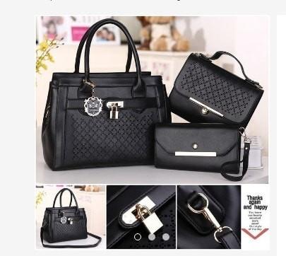 Tas Handbag Wanita Paket / Tas Import Wanita / Tas Wanita Murah