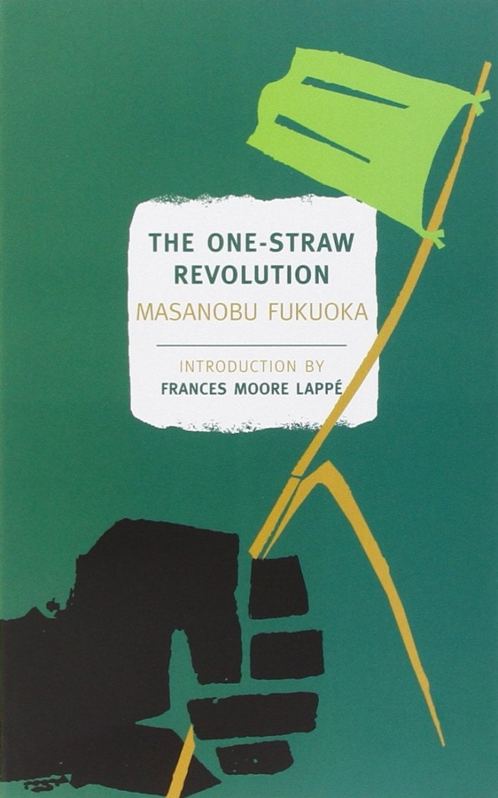 harga The one-straw revolution by masanobu fukuoka Tokopedia.com
