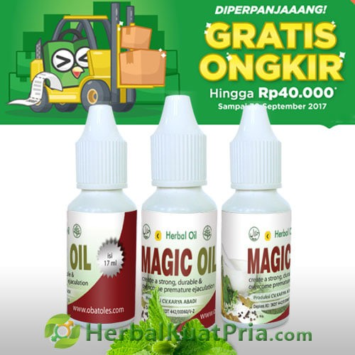 jual magic oil obat perkasa minyak oles herbal atasi