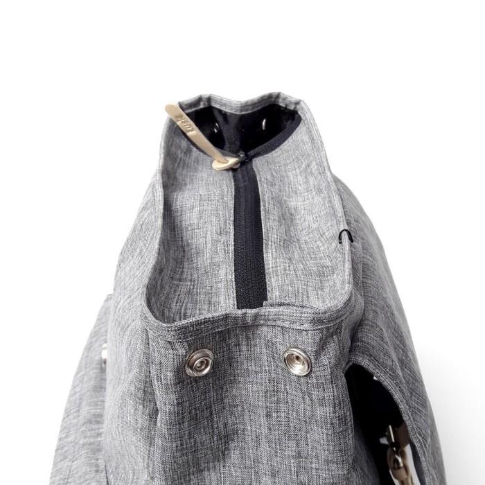 Tas Ransel Tuskbag Rocca Grey (Tas Punggung, Mini Backpack)